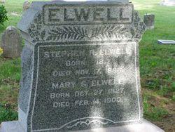 Mary <I>Gill</I> Elwell