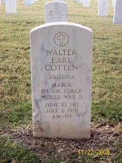 Walter Earl Cotten