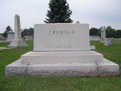 Nancy Ann <I>Crowder</I> Cochran
