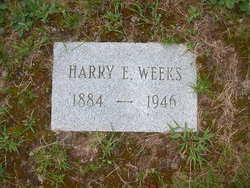 Harry Edward Weeks