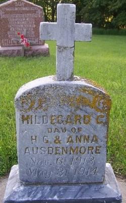 Hildegard Clara Ausdemore