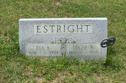 Eva Kathryn <I>Kachelreis</I> Estright