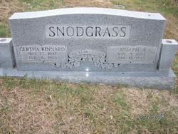 Joseph Alexander Snodgrass
