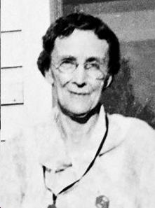 Mollie B Allen