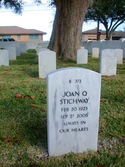 Joan Q Stichway