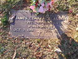 James Clarence Allen