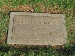 John T. Costello, Jr