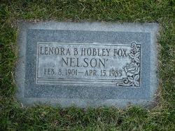 Lenora Nelson