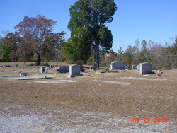 Mount Canaan Missionary Baptist Church Cemetery