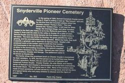 Snyderville Cemetery