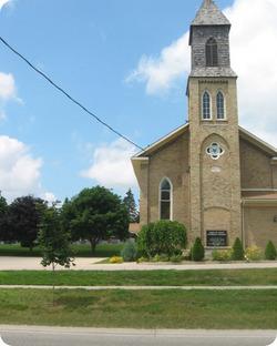 First Saint Pauls Lutheran Cemetery, Wellesley