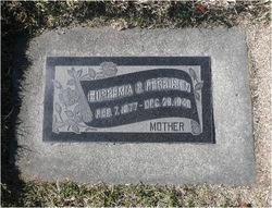 Euphemia R. <I>Leatham</I> Ferguson