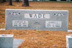Madge E Wade