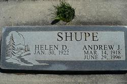 Andrew Jackson Shupe