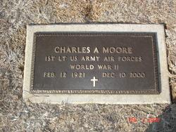 "Charles Alvin ""Spec"" Moore"