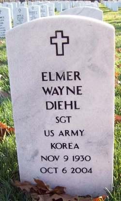 Elmer Wayne Diehl