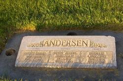 Anna Tenna <I>Sorensen</I> Andersen