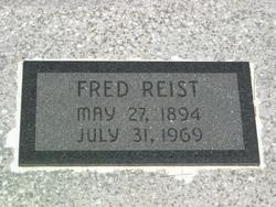 Fred Reist