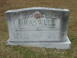 Katie <I>Garrett</I> Braswell