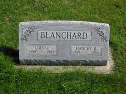 Harley R Blanchard