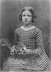 """Anne Elizabeth """"Annie"""" Darwin"""
