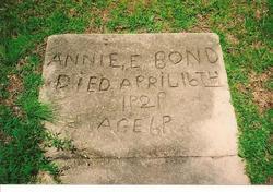 Annie Elizabeth <I>Wilson</I> Bond