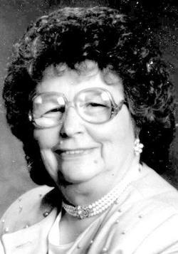 Betty Jane <I>Cooper</I> Rohrbaugh