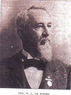 Col William Lord DeRosset, Sr