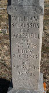 Lucy Stevenson