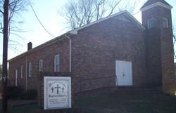 Mossingford Baptist Church Cemetery