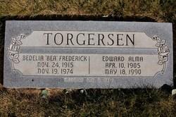 "Bedelia ""Bea"" <I>Frederick</I> Torgersen"