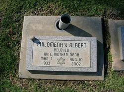 Philomena V. Albert