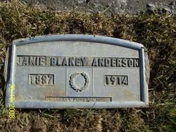 Jane Marie <I>Blakey</I> Anderson