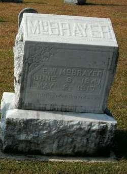 """Eli Wellington """"EW"""" McBrayer"""