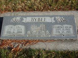 Clarence Oscar Bybee