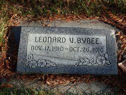 Leonard Veral Bybee