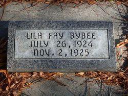 Lila Fay Bybee
