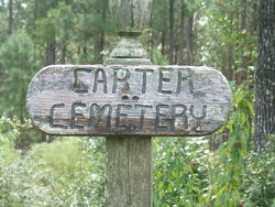 Carter Family Cemetery