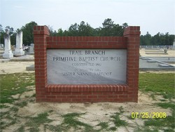 Trail Branch Baptist Church Cemetery