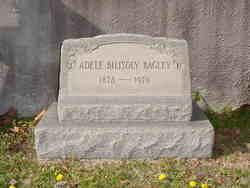 Adele Virginia <I>Bilisoly</I> Bagley
