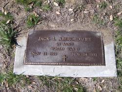 Jack Leroy Abercrombie