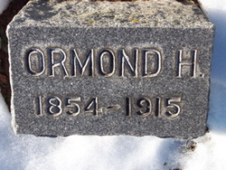 Ormond H Butler