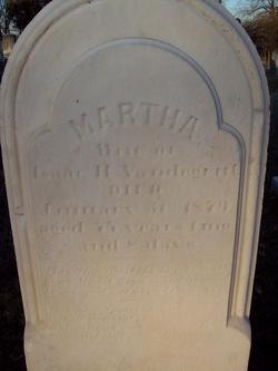 Martha <I>Vandegrift</I> Vandegrift