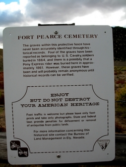 Fort Pearce Cemetery