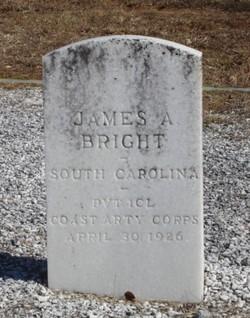 James Alver Bright
