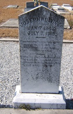 Joseph William Davis, Sr