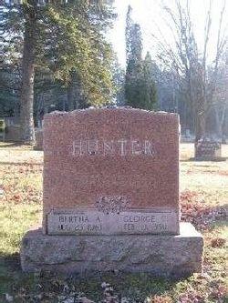 Bertha Alice <I>Fowler</I> Hunter