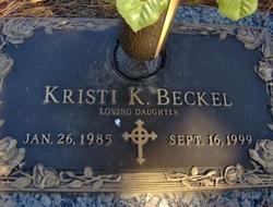 Kristi Kathleen Beckel