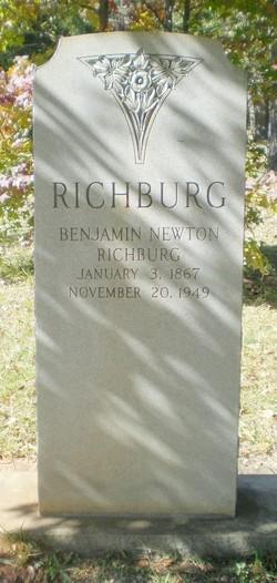Benjamin Newton Richburg