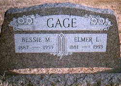 Elmer L Gage